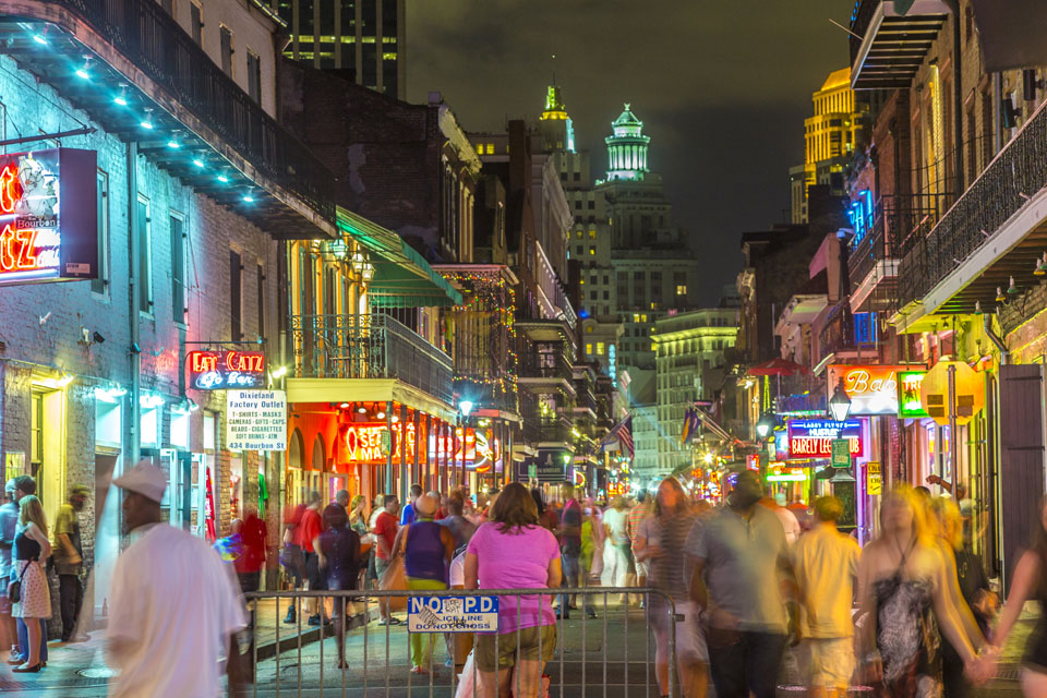New Orleans Hypnosis Training Location